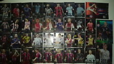 Limited Edition Fußball Trading Cards mit Erscheinungsjahr 2014