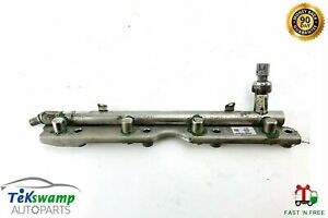12-18 Ford Focus Engine Motor Gas Gasoline Fuel Injection Rail Pipe Tube OEM