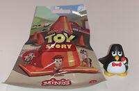 Toy Story Minis - Wheezy Penguin (Al's Toy Barn) - 2019 Blind Bag Disney Pixar