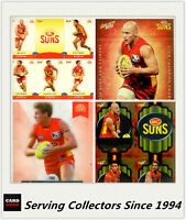 AFL Trading Card Master Team Collection-GOLD COAST-2013 Select AFL Champions
