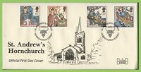 G.B. 1997 Missions of Faith official Havering First Day Cover, Hornchurch
