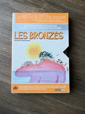 Les Bronzes (1978) DVD  & Book (2005) Patrice Leconte - Region 2 FREE POST