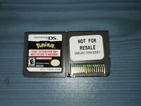 USED POKEMON VIDEO GAME CART CELEBI DISTRIBUTION ONLY FOR NINTENDO DS NFR