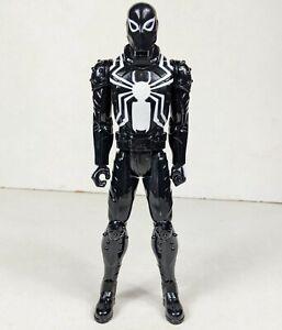 Marvel Avengers Titan Hero Series 12 Inch Agent Venom Figure Ultimate Spider-man