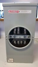 B-LINE SYSTEMS ELECTRIC METER SOCKET 100 AMPS 600V TYPE 3R 7jaw