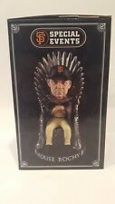 "2019 SF GIANTS BRUCE BOCHY ""Game of Thrones "" Bobblehead ""House of BOCHY"" RARE !"