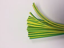Earth Heat Shrink Sleeving Pack, Contains 5 sizes (6.4,9.5,12.7,19.0,25.4mm)