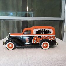 LIMITED EDITION 1936 CAL RIPKEN 8 IRON MAN DODGE REPLICA BANK 1:24 SCALE DIE