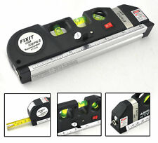 Flatten Laser Precision With Meter Level Pro 4in1 DIY Electronic bubbles