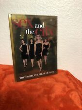 SEX AND THE CITY: The Complete First Season (DVD, 2000, 2-Disc Set, DVD SF