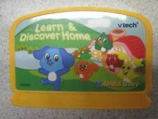 VTECH V.Smile Baby Learn & Discover Home game cartridge