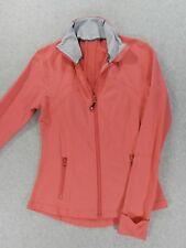 LuLuLemon DEFINE Fitted Running Training Yoga Jacket (Womens Size 8) Pink