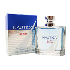 Nautica Voyage Sport Eau De Toilette Spray 3.4 Oz / 100 Ml
