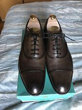 EDWARD GREEN Chelsea HAND MADE OXFORDS / SHOES / CAP TOE / Size 11US