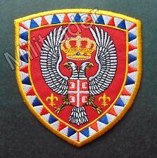 Serbia Serbian Presidential Guard Patch