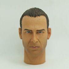 B06-08 1//6 HOT Male Head Sculpt Mens Hommes TOYS