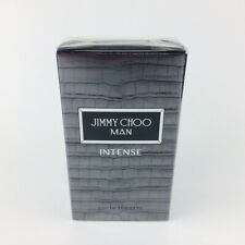 Jimmy Choo Man Intense Eau de Toilette 100ml NEU OVP