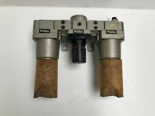 PUMA FILTER REGULATOR LUBRICATOR FRL SET -FREE SHIPPING-