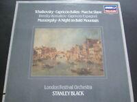 London Festival Orchestra London Treasury  label 33 1/3 rpm