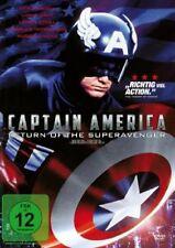 DVD - CAPTAIN AMERICA - RETURN OF THE SUPERAVENGER - SW (2014) - NEU/OVP
