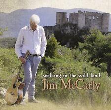 JIM MC CARTY - WALKING IN THE WILD LAND   CD NEUF