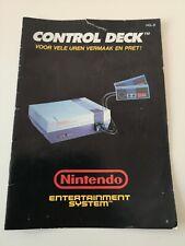 Notice - Handleiding Nintendo NES Control Deck HOL-3