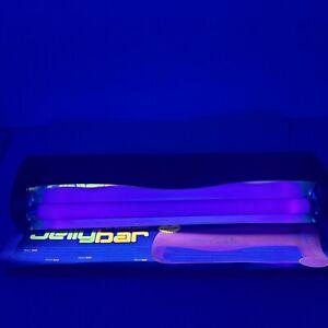 """Jelly Bar Black Light Blue /Florescent 18"""" Ulraviolet Poster Lighting"""