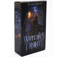 Witches Tarot Deck Сard Rider-Waite Smith English Version 78 Cards Set