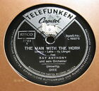 Ray Anthony - The Man With The Horn / Dixie TELEFUNKEN CAPITOL (1386)