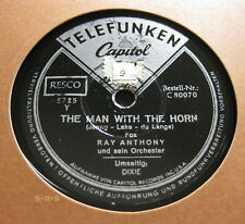 Ray Anthony-The man with the Horn/Dixie TELEFUNKEN Capitol (1386)