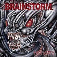 """BRAINSTORM """"HUNGRY"""" 2 CD NEUWARE"""