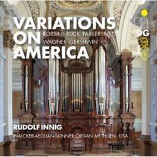 CD musicali organo various