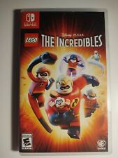 Lego The Incredibles - Nintendo Switch - Tested