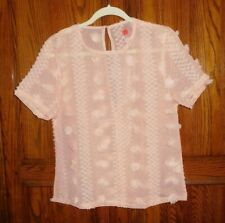 WOMEN'S CLOTHING, BLOUSE IN SIZE MEDIUM, PINK