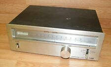 Vintage Pioneer (TX-6500 II) AM / FM Analog Stereo Tuner w/Built in Power Supply