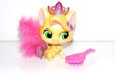 Disney Princesa hablar cantando Tangled Rapunzel Palacio Mascotas verano el gato
