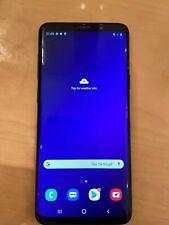 Samsung Galaxy S9 Plus  SM-G965F - 128GB - Midnight Black (Unlocked)