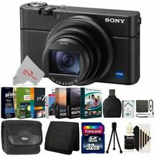 Sony Cyber-shot DSC-RX100 VI 20.1MP Digital Camera with 32GB Accessory Kit