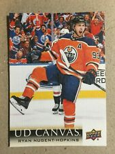 2018-19 Upper Deck Young Guns, Exclusives, Canvas, Inserts, - Pick from List