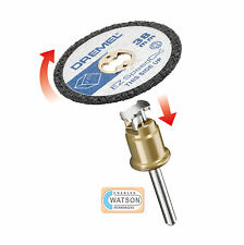 DREMEL Multi Tool Accessori SC476 SpeedClic EZ PLASTICA TAGLIO DISCO Pack 5