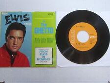 Original Elvis 45rpm record & Picture Sleeve,  RCA