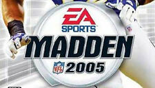REFURBISH / RECERTIFIED *EA SPORTS MADDEN 2005* HARD DRIVE  WITH WARRANTY