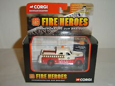 CS90066 CORGI SHOWCASE FIRE HEROES SEAGRAVE 70th ANN PUMP FIRE ENGINE LEBANON