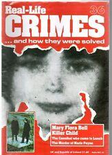 Real-Life Crimes Magazine - Part 36
