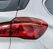 s l225 car & truck tail lights for bmw x1 , with warranty ebay  at bakdesigns.co