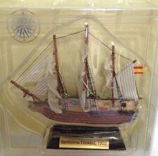 Santísima Trinidad 1803 Barco velero madera 13-15 cms Agostini sailing boat