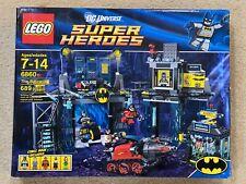LEGO DC BATMAN THE BATCAVE 6860 New Sealed Box Retired Discontinued BANE IVY