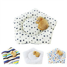 Cotton Pet Kennel Small Dog Cat Play Tent House Bed Cushion Only Mat S/M