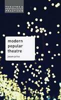 Modern Popular Theatre by Price, Jason (Hardback book, 2016)