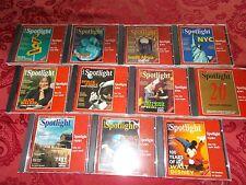 Spotlight Magazine - Cd 2 - 12,  2001  Zustand - sehr gut Englisch,016